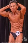 【2019日本マスターズ 60才 FP】(77)小田勝(60才/165cm/59kg/静岡:SEIBUGYM)