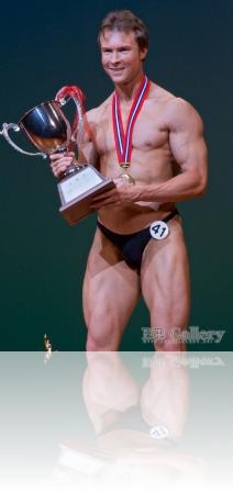 【ミスター千葉】(41)Nigel Callahan(39才)