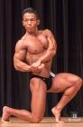 【2017日本マスターズ 50才70kg以下FP】(37)鷲巣国彦(53才/161cm/66kg/ボ歴:16年/長野)