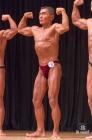 【2017日本マスターズ 60才】(76)藤島宏章(64才/165cm/70kg/ボ歴:46年/東京)