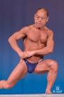 【2017社会人 65才 FP】(44)蜂須貢(67才/163cm/66kg/神奈川:昭和大学フィットネスボディビルクラブ)