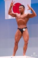 【2015日本マスターズ40才オーバーオール】優勝:(5)村松幸大(49才/165cm/70kg/ボ歴:20年)
