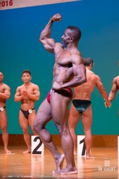 【2016関東クラス別 75kg超級表彰】(117)ウバジャジュードオニカ(53才)
