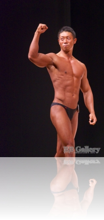 【2014東京オープン 75Kg超級】(6)野村昇平(32才)