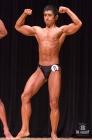 【2017東京クラス別 55kg級】(6)髙橋良典(42才/163cm/52kg/ボ歴:4年/ゴールドジムウェスト東京)