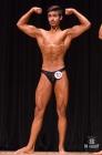 【2017東京クラス別 55kg級】(10)アブドル・レマン(20才/169cm/55kg/ボ歴:2年/ゴールドジムイースト東京)