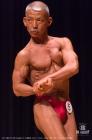 【2017東京クラス別 55kg級 FP】(5)星野孝(62才/160cm/55kg/ボ歴:8年/ゴールドジム北千住東京)
