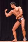 【2017東京クラス別 55kg級 FP】(6)髙橋良典(42才/163cm/52kg/ボ歴:4年/ゴールドジムウェスト東京)