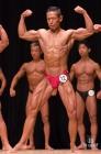 【2017東京クラス別 60kg級】(12)河田岳宏(40才/165cm/59kg/ボ歴:24年/ゴールドジム八王子東京)