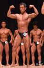 【2017東京クラス別 60kg級】(15)石原洋(44才/166cm/59kg/ボ歴:5年/ゴールドジムイースト東京)