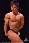 【2017東京クラス別 60kg級 FP】(5)米山裕貴(28才/161cm/60kg/ボ歴:11年/ゴールドジムウェスト東京)
