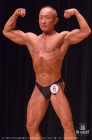 【2017東京クラス別 60kg級 予選FP】(8)山川忠弘(56才/162cm/59kg/ボ歴:13年/ゴールドジムサウス東京)