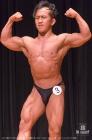 【2017東京クラス別 60kg級 予選FP】(3)牧野仁史(34才/158cm/59kg/ボ歴:6年/ゴールドジムサウス東京)