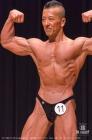 【2017東京クラス別 60kg級 予選FP】(11)金子貴宏(47才/165cm/59kg/ボ歴:13年/ゴールドジムイースト東京)