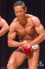 【2017東京クラス別 60kg級 予選FP】(12)河田岳宏(40才/165cm/59kg/ボ歴:24年/ゴールドジム八王子東京)