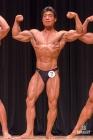 【2017東京クラス別 65kg級】(7)田辺晃(45才/163cm/65kg/ボ歴:21年/トレーニングセンターサンプレイ)
