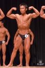 【2017東京クラス別 65kg級】(9)宇井康平(26才/165cm/62kg/ボ歴:3年/ゴールドジムイースト東京)