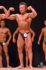【2017東京クラス別 65kg級】(11)花岡信明(50才/165cm/64kg/ボ歴:27年/ゴールドジムイースト東京)