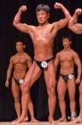 【2017東京クラス別 65kg級】(18)鈴木俊廣(61才/167cm/61kg/ボ歴:6年/ゴールドジムウェスト東京)