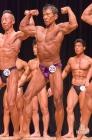 【2017東京クラス別 65kg級】(28)中井太一(63才/170cm/65kg/ボ歴:16年/ゴールドジムウェスト東京)
