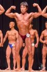 【2017東京クラス別 65kg級】(31)田原清光(50才/173cm/65kg/ボ歴:5年/ゴールドジムウェスト東京)
