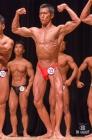 【2017東京クラス別 65kg級】(33)田中和也(48才/175cm/64kg/ボ歴:3年/ゴールドジムイースト東京)