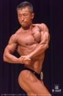 【2017東京クラス別 65kg級 FP】(10)中村仁(33才/165cm/65kg/ボ歴:1年/ゴールドジムウェスト東京)