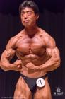 【2017東京クラス別 65kg級 表彰】(7)田辺晃(45才)