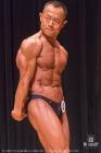 【2017東京クラス別 65kg級 予選FP】(4)大島幸生(52才/162cm/64kg/ボ歴:22年/BODY ZONE)