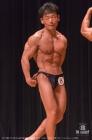 【2017東京クラス別 65kg級 予選FP】(8)髙橋秀典(52才/164cm/65kg/ボ歴:5年/ゴールドジムイースト東京)