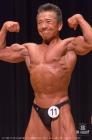 【2017東京クラス別 65kg級 予選FP】(11)花岡信明(50才/165cm/64kg/ボ歴:27年/ゴールドジムイースト東京)