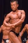 【2017東京クラス別 65kg級 予選FP】(10)中村仁(33才/165cm/65kg/ボ歴:1年/ゴールドジムウェスト東京)