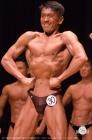 【2017東京クラス別 65kg級 予選FP】(30)高岸督(54才/173cm/64kg/ボ歴:17年/ゴールドジムサウス東京)