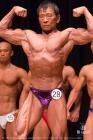 【2017東京クラス別 65kg級 予選FP】(28)中井太一(63才/170cm/65kg/ボ歴:16年/ゴールドジムウェスト東京)