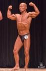 【2017東京クラス別 70kg級】(2)後藤譲(68才/163cm/67kg/ボ歴:35年/トレーニングセンターサンプレイ)