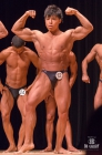 【2017東京クラス別 70kg級】(12)村越貴文(25才/168cm/70kg/ボ歴:4年/ゴールドジムウェスト東京)