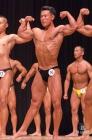 【2017東京クラス別 70kg級】(16)井戸拓矢(30才/170cm/70kg/ボ歴:2年/ゴールドジムサウス東京)