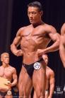 【2017東京クラス別 70kg級 表彰】(21)梁永洙(42才)