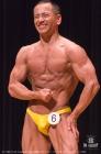 【2017東京クラス別 70kg級 予選FP】(6)杉山理理(52才/166cm/70kg/ボ歴:8年/ゴールドジムイースト東京)