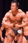 【2017東京クラス別 70kg級 予選FP】(20)三井一訓(31才/170cm/70kg/ボ歴:2年/ゴールドジムウェスト東京)