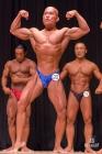【2017東京クラス別 75kg級】(20)佐藤正吾(36才/175cm/74kg/ボ歴:2年/ゴールドジムウェスト東京)
