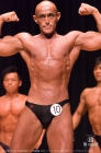 【2017東京クラス別 75kg級 予選FP】(10)徳間英隆(55才/171cm/75kg/ボ歴:25年/トレーニングセンターサンプレイ)