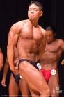 【2017東京クラス別 75kg級 予選FP】(23)和田駿(25才/175cm/75kg/ボ歴:6年/ゴールドジムウェスト東京)
