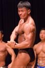 【2017東京クラス別 75kg級 予選FP】(21)木下文夫(34才/175cm/75kg/ボ歴:3年/成増トレーニングセンター)