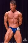 【2017東京クラス別 75kg超級 FP】(6)内田貴(45才/175cm/76kg/ボ歴:6年/YANO'S GYM TOKYO)