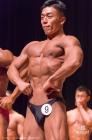 【2017東京クラス別 75kg超級 表彰】(9)村井信龍(25才)