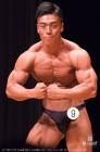 【2017東京クラス別 75kg超級 予選FP】(9)村井信龍(25才/175cm/81kg/ボ歴:4年/ゴールドジムウェスト東京)