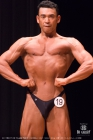 【2017東京クラス別 75kg超級 予選FP】(19)河村正人(46才/180cm/80kg/ボ歴:4年/ゴールドジムイースト東京)