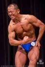 【2017埼玉 75kg級 FP】(33)橋本俊二(50才/173cm/75kg/ボ歴:30年/ゴールドジムさいたまスーパーアリーナ)