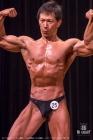 【2017埼玉 オーバーオール審査】《70kg級優勝》(25)加藤陽一(47才/172cm/69kg/ボ歴:3年)